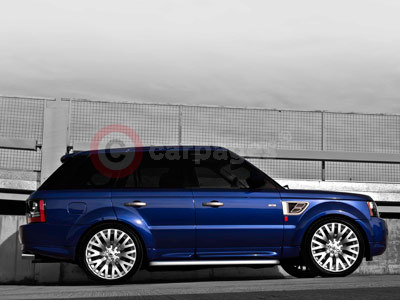 Limited Edition Project Kahn RS300 Cosworth Powered Range Rover
