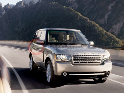 The New 2010 Range Rover