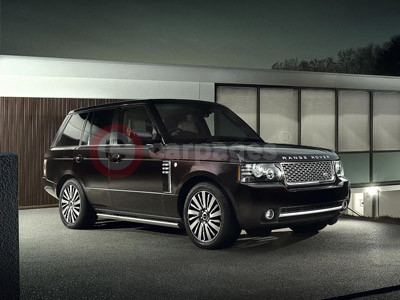 New Range Rover Autobiography Ultimate Edition