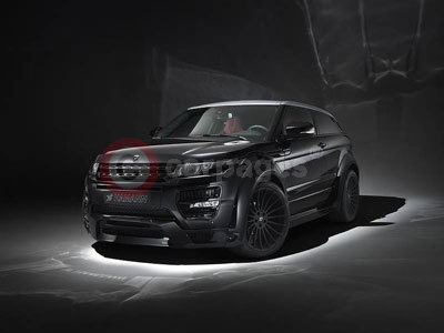 Range Rover Evoque by HAMANN-Motorsport