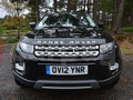 Range Rover Evoque Review (2012)