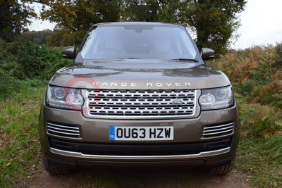 Range Rover Review (2015)