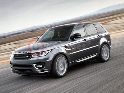The New Range Rover Sport 2013