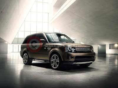 Range Rover Sport on Range Rover Sport Engine