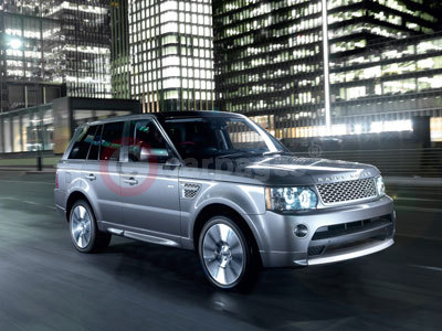 The Limited Edition Range Rover Sport