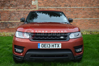 Range Rover Sport Review (2015)