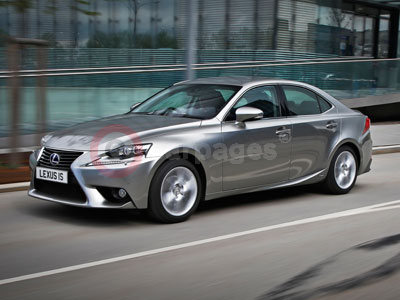 Lexus IS with Advanced Technology Pack (2013)