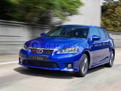 New lexus CT 200h F-Sport
