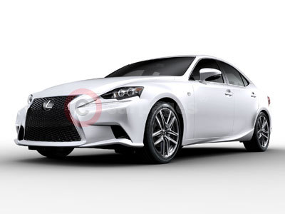 The All-New Lexus IS (2013)