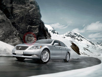 Lexus LS 460 All-Wheel Drive