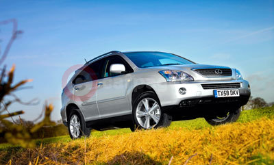 Lexus RX 400h Limited Edition