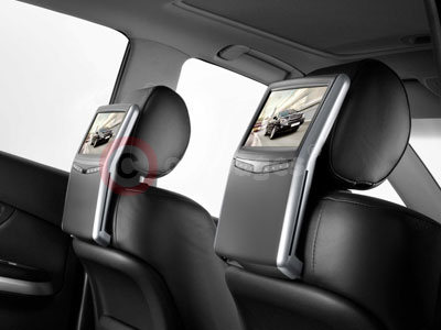 double dvd and multimedia system launched for the lexus rx range
