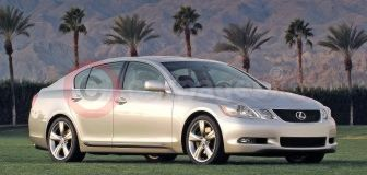 Third Generation Lexus GS