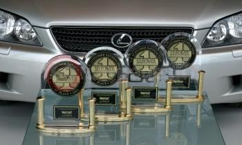 Lexus Top Manufacturer For Fourth Consecutive Year
