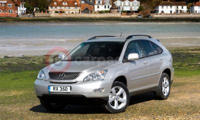 Lexus RX 350 Limited Edition