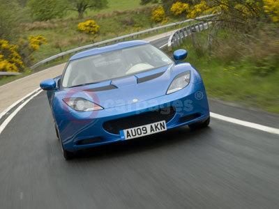 The Lotus Evora