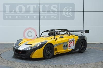 Lotus Sport 2-Eleven GT4 Supersport