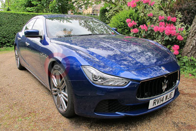 Maserati Ghibli Review (2014)