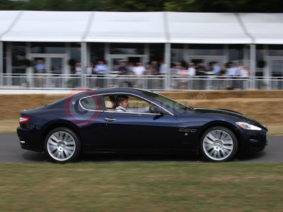 James May In The New Maserati GranTurismo S Automatic