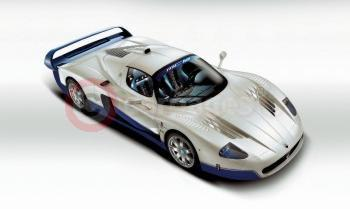 Maserati MC 12 Prototype