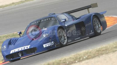 Maserati MC12 Racing Car