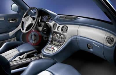 Maserati+spyder+interior