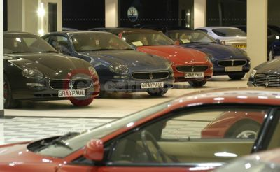 Graypaul Nottingham Broad Selection Of Pre-owned Maseratis
