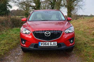 Mazda CX-5 Review (2015)