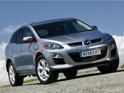 The New Mazda CX-7