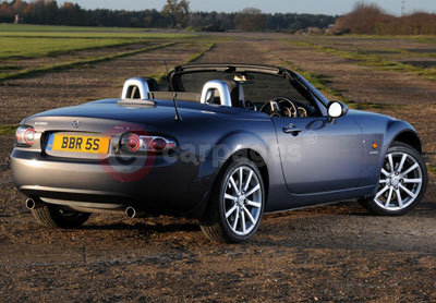 BBR-Cosworth Supercharger Upgraded Mk3 Mazda MX-5