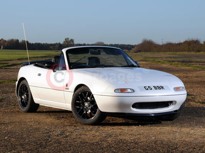 BBR's Mazda MX-5 Turbo Anniversary Edition