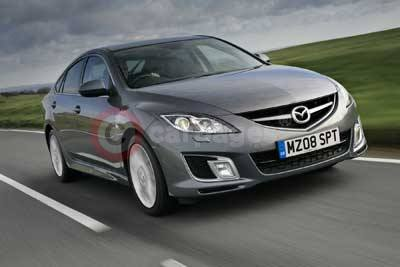 ... news Mazda dealers in Northern Ireland Welcome the Mazda6 Diesel