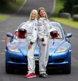 The Mazda Formula Woman Partnership