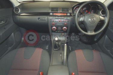 Mazda3 Review (2004). Mazda3 2.0 Sport