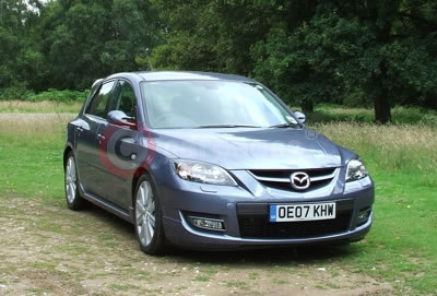 mazda3 mps sports aero review (2007)