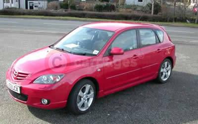 Amazing Mazda3 Review (2004). Mazda3 2.0 Sport