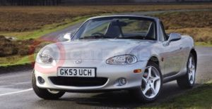 Mazda Mx 5 Wins Autocar Best Handling Car 2003