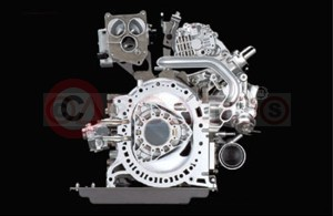 Mazda Renesis Rotary Engine