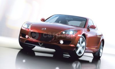 Rotary Road The Mazda RX-8 'Evolve...