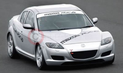 Mazda RX-8 Endurance Race Car