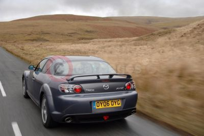 mazda rx-8 pz: the driver-focused coupe | part two