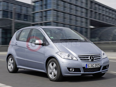 The Mercedes Benz A-Class