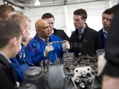 The Mercedes Benz Apprenticeship Programme