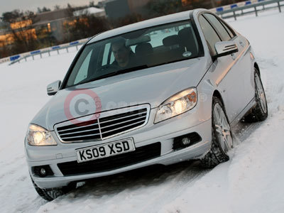 The Mercedes Benz C-Class