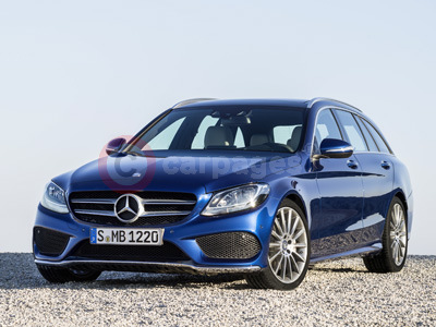 Mercedes Benz C-Class Estate (2014)