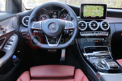 Mercedes benz c class road test 2014 - 2014 mercedes c class interior ...