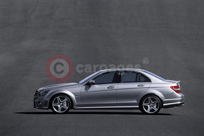 Mercedes Benz C63 AMG Saloon