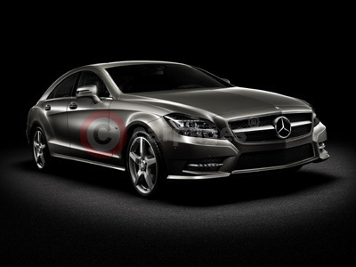 New Mercedes Benz CLS