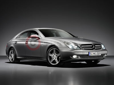 The New Mercedes Benz CLS Grand Edition