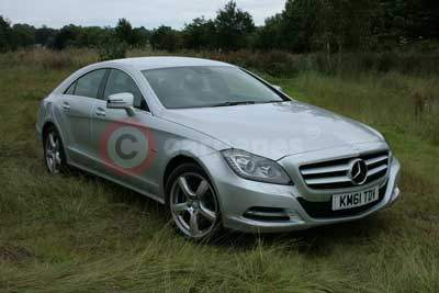 Mercedes Benz CLS Review (2013)